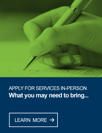apply in-person